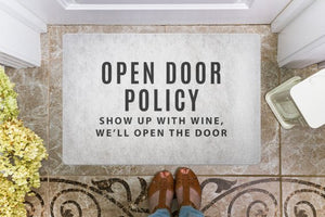 Welcome Door Mat Housewarming Gift - Royal  Holiday Shop
