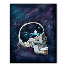 Load image into Gallery viewer, Classic Astronaut Wall Art On Canvas - Royal  Holiday Shop