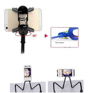 Flexible 360 Degree Mobile Phone Holder - Royal  Holiday Shop