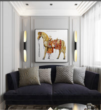 Load image into Gallery viewer, The Imperial Designer Style Horse Canvas Prints - Les Royal