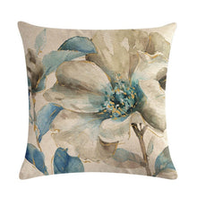 Load image into Gallery viewer, Decorative Floral &  Birds Throw Pillow Cushion Covers - Les Royal