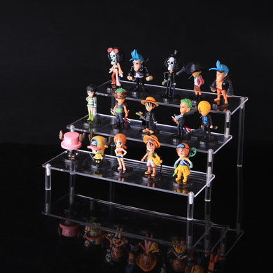 Toy Figurine Acrylic Display Stand - Royal  Holiday Shop