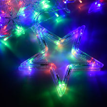 Load image into Gallery viewer, Star LED String Holiday Lights - Royal  Holiday Shop