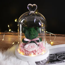 Load image into Gallery viewer, New Royal Eternal Glass Dome Led Forever Gifts - Les Royal