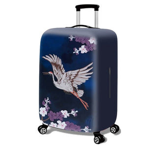 Durable Travel  Luggage Elastic Suitcase Protective Covers 18''-32'' - Royal  Holiday Shop