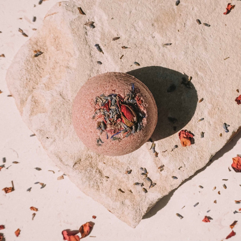 Byron Bay Bath Bomb NURTURE Female Blend