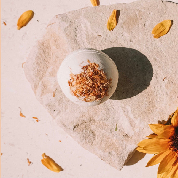 Byron Bay Bath Bomb SUN Native Blend