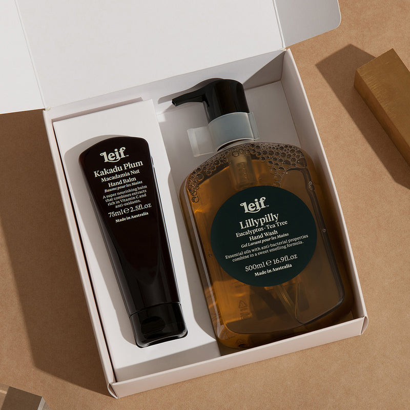 Leif Two hands Gift Pack - Lillypilly SML
