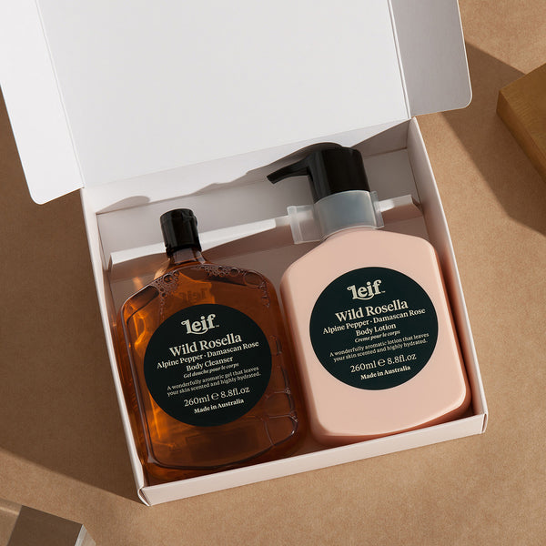 Leif Body Double Gift Pack - Wild Rosella SML