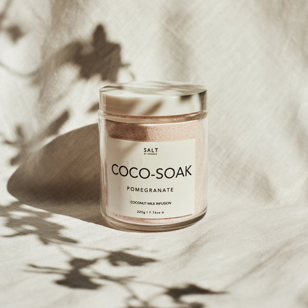 SALT by Hendrix Coco-soak - Pomegranate