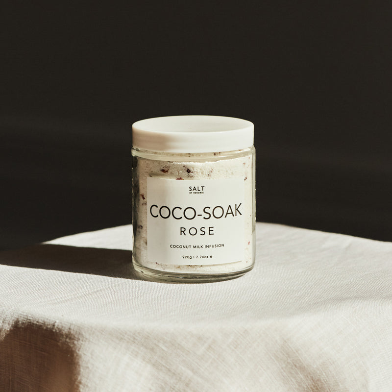 SALT by Hendrix Coco-soak- Rose