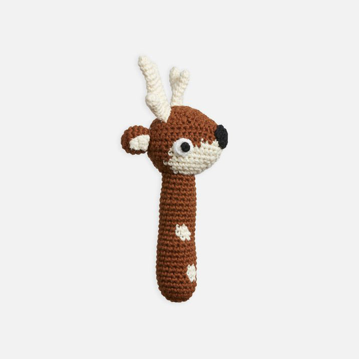 Miann & Co Hand rattle - Deer