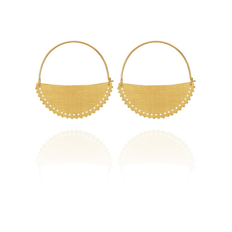 Temple of the Sun Klio earrings