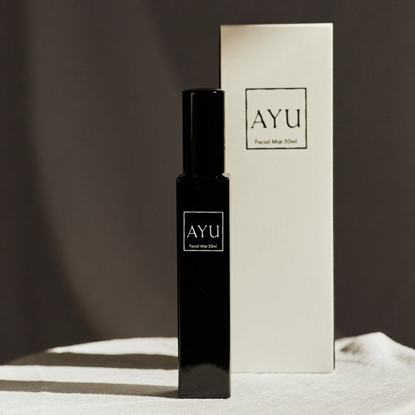 Ayu Facial Mist - Chamomile, Rose geranium, and lavender