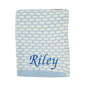 Personalised Baby Shawls