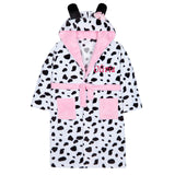 Personalised Dalmatian Robe