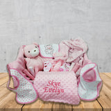 Personalised Home from Hospital Hamper Gift