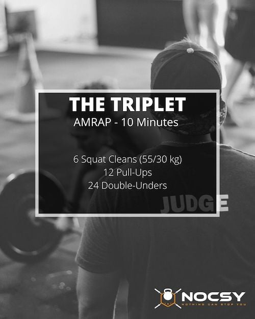 the-triplet-double-under-squat-clean-pull-up