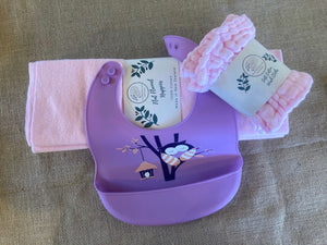 Flat nappy gift pack