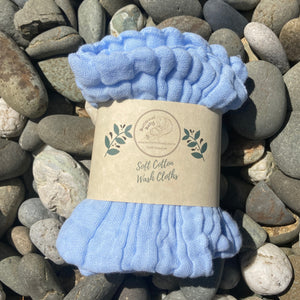 Eco Friendly Baby Wipes - Muslin