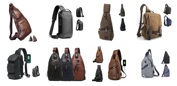 Men's Sling Bags Collection