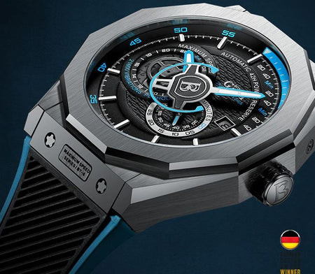 Bonest Gatti™ Men's Luxury German Watch Luxury Watch Bonest Gatti™ Fashion