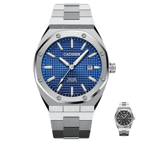 CAD™ Men's Stylish Stainless Steel Business Casual Watch Luxury Watch CAD™ Fashion