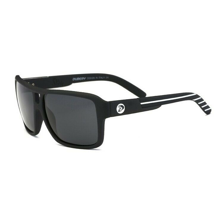 DGen™ Men's Polarized Sunglasses sunglasses DGen™ Fashion Black w/ Black Lens