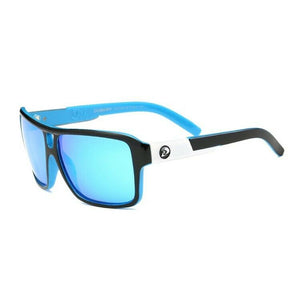 DGen™ Men's Polarized Sunglasses sunglasses DGen™ Fashion Black w/ Blue Lens