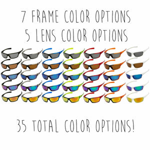 DPElite™ Men's Anti-Glare Polarized Sports Sunglasses sunglasses DPElite™ Fashions