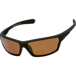 DPElite™ Men's Anti-Glare Polarized Sports Sunglasses sunglasses DPElite™ Fashions Black Matte Rubberized | Amber