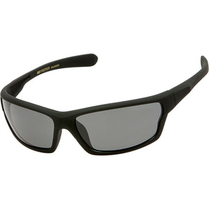 DPElite™ Men's Anti-Glare Polarized Sports Sunglasses sunglasses DPElite™ Fashions Black Matte Rubberized | Smoke