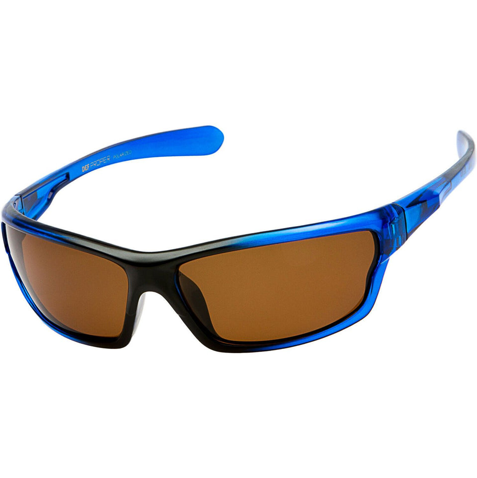 DPElite™ Men's Anti-Glare Polarized Sports Sunglasses sunglasses DPElite™ Fashions Blue | Amber