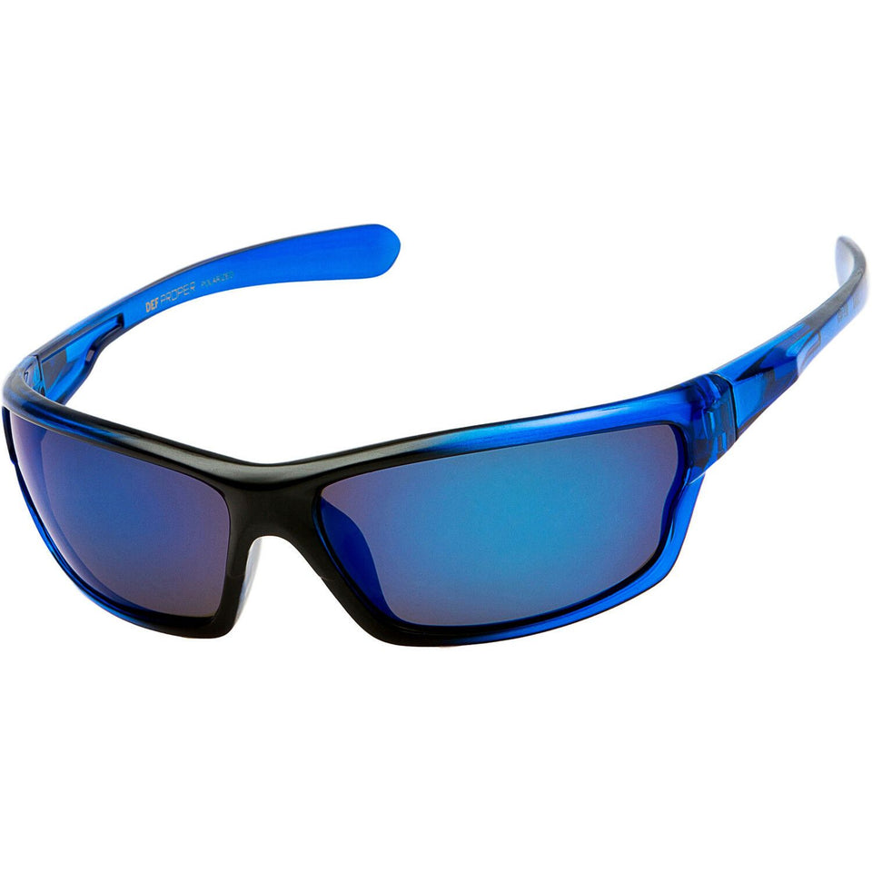 DPElite™ Men's Anti-Glare Polarized Sports Sunglasses sunglasses DPElite™ Fashions Blue | Blue Mirror