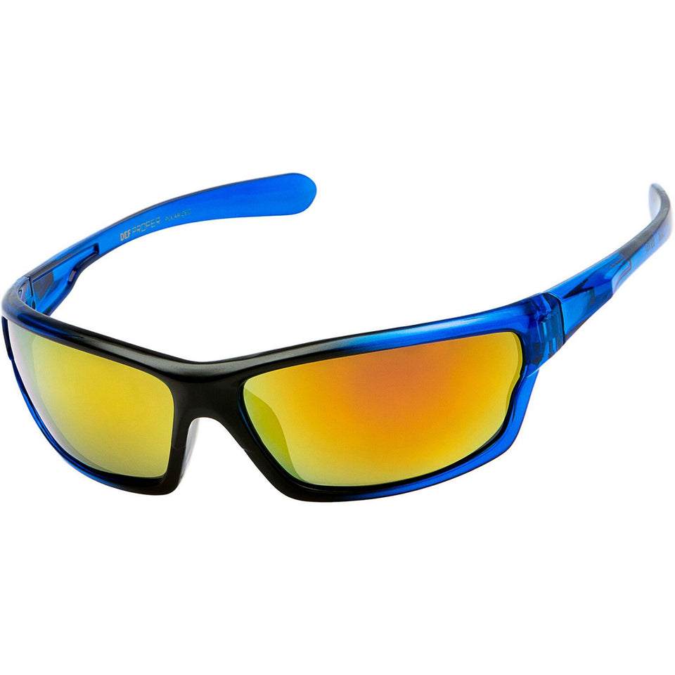 DPElite™ Men's Anti-Glare Polarized Sports Sunglasses sunglasses DPElite™ Fashions Blue | Red Mirror