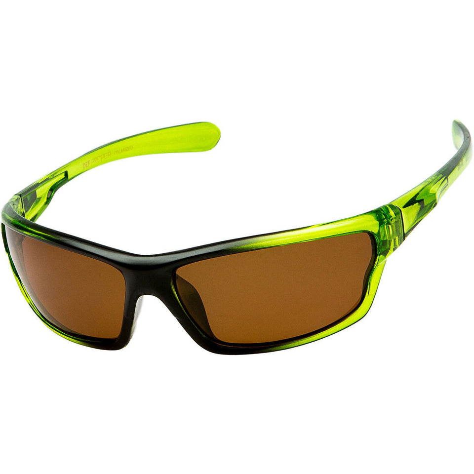 DPElite™ Men's Anti-Glare Polarized Sports Sunglasses sunglasses DPElite™ Fashions Green | Amber