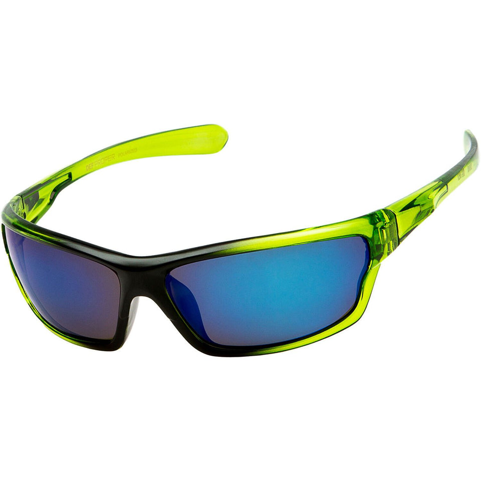 DPElite™ Men's Anti-Glare Polarized Sports Sunglasses sunglasses DPElite™ Fashions Green | Blue Mirror