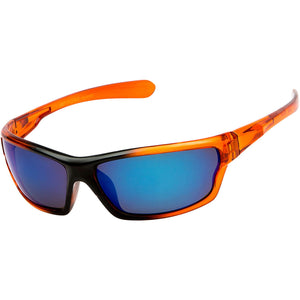 DPElite™ Men's Anti-Glare Polarized Sports Sunglasses sunglasses DPElite™ Fashions Orange | Blue Mirror