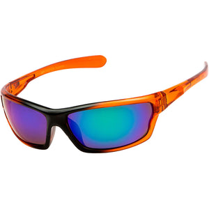 DPElite™ Men's Anti-Glare Polarized Sports Sunglasses sunglasses DPElite™ Fashions Orange | Mystic Mirror