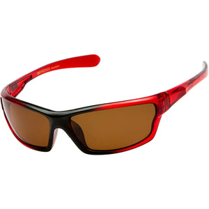 DPElite™ Men's Anti-Glare Polarized Sports Sunglasses sunglasses DPElite™ Fashions Red | Amber