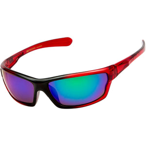 DPElite™ Men's Anti-Glare Polarized Sports Sunglasses sunglasses DPElite™ Fashions Red | Mystic Mirror