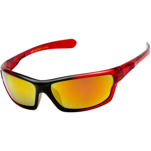 DPElite™ Men's Anti-Glare Polarized Sports Sunglasses sunglasses DPElite™ Fashions Red | Red Mirror