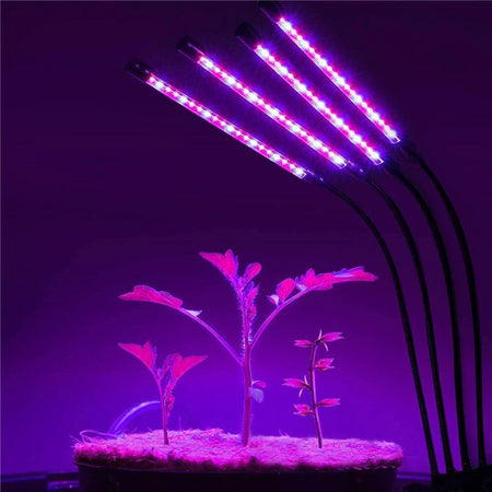 LED Grow Light LED Grow Lights LED Grow Light 60W Four Heads United States
