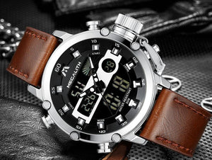 MGLX™ Men's Business Sport Quartz Luminous Wrist Watch business watch MGLX™ Fashion