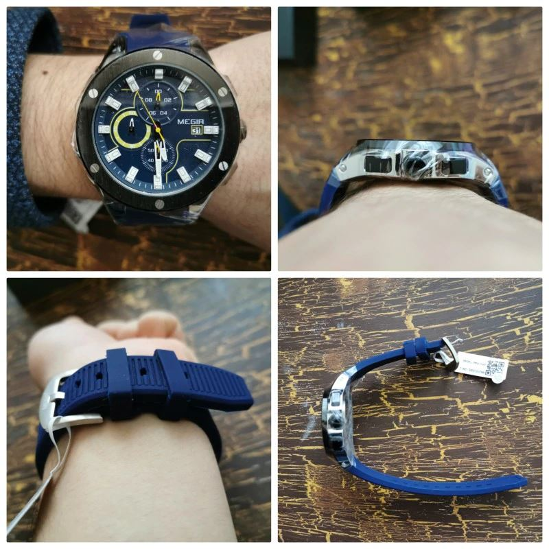 MGR™ Men's Stylish Sports Watch Casual Watches MGR™ Fashion