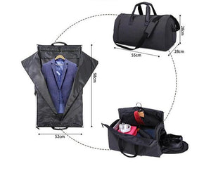 ModG™ Men's Dual Hanging Garment + Duffel Weekend Travel Bag bags ModG™ Fashion