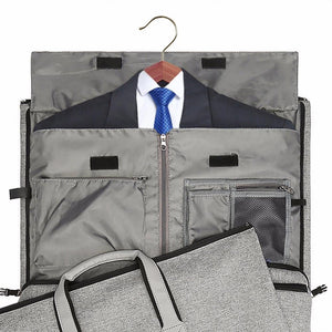 ModG™ Men's Dual Hanging Garment + Duffel Weekend Travel Bag bags ModG™ Fashions