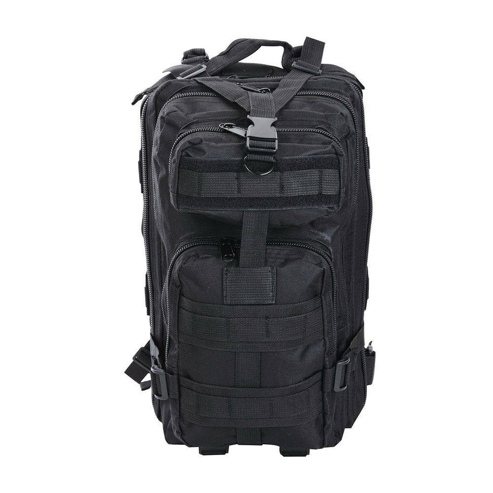 MRoyale™ 28L Military Tactical Army Molle Assault Backpack tactical MRoyale™ Fashion Black