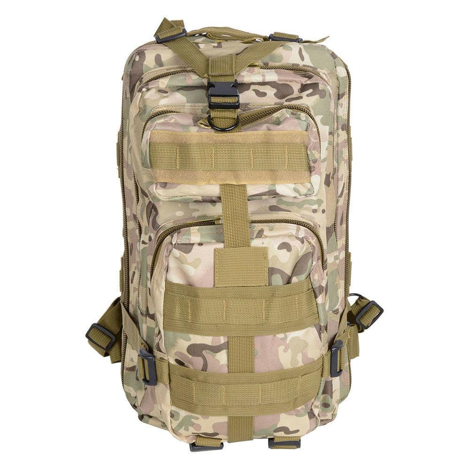 MRoyale™ 28L Military Tactical Army Molle Assault Backpack tactical MRoyale™ Fashion CP Camouflage