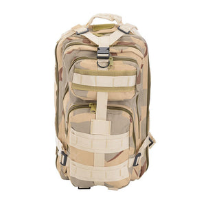 MRoyale™ 28L Military Tactical Army Molle Assault Backpack tactical MRoyale™ Fashion Three Sand Camo